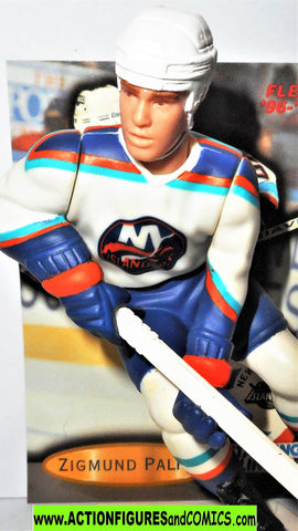 Starting Lineup ZIGMUND PALFFY 1997 Hockey NY Islanders sports