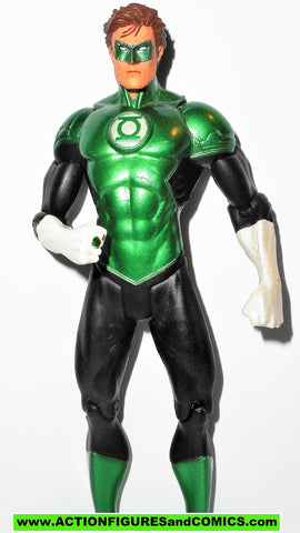 dc direct GREEN LANTERN NEW 52 hal jordan jim lee justice league collectables