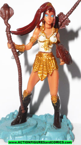 masters of the universe TEELA mini 2.5 inch 2002 he-man motu