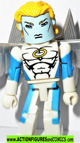 minimates ARCHANGEL blue VARIANT wave 19 X-men marvel universe