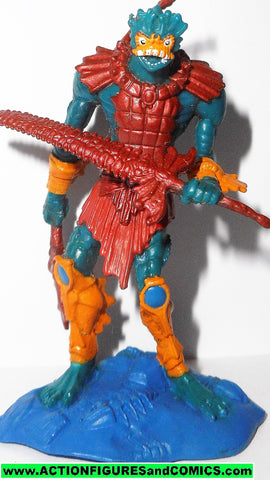 masters of the universe MER-MAN MERMAN mini 2.5 inch 2002 he-man motu