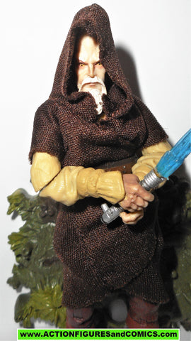 star wars action figures KI ADI MUNDI revenge of the sith rots 2005 complete