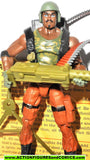 gi joe ROADBLOCK 2007 v16 25th anniversary complete with file card
