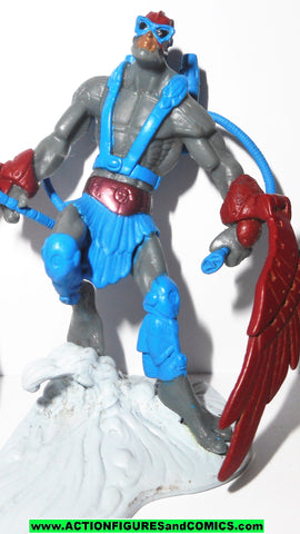 masters of the universe STRATOS mini 2.5 inch 2002 he-man motu