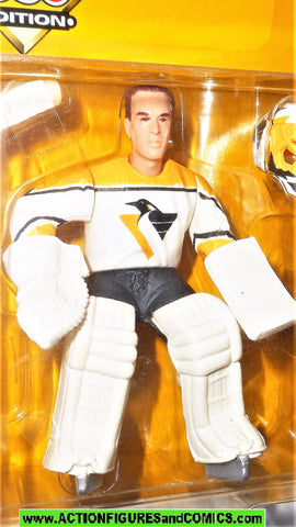 Starting Lineup TOM BARRASSO 1995 Pittsburgh Penguins CANADA hockey moc