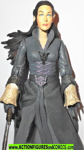 Lord of the Rings ARWEN EVENSTAR complete 2003 movie hobbit toybiz
