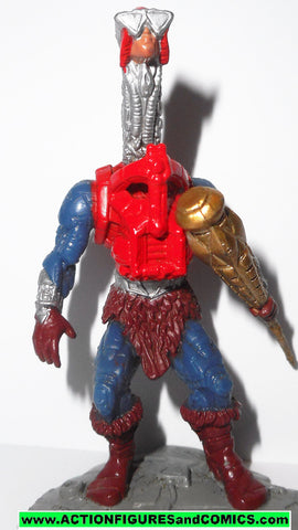 masters of the universe MEKANECK mini 2.5 inch 2002 he-man motu