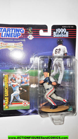Starting Lineup Nomar Garciaparra 1999 Baseball Figure Boston Red Sox NEW