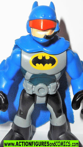 DC imaginext BATMAN batboat pilot driver price justice league super friends