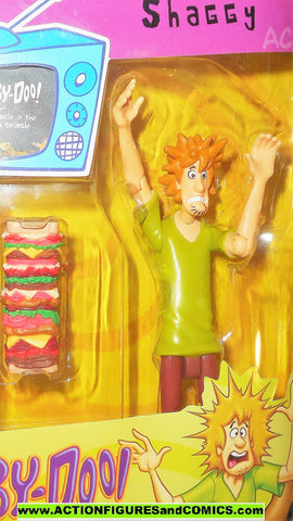 Scooby Doo SHAGGY ROGERS creepy series villains equity toys moc