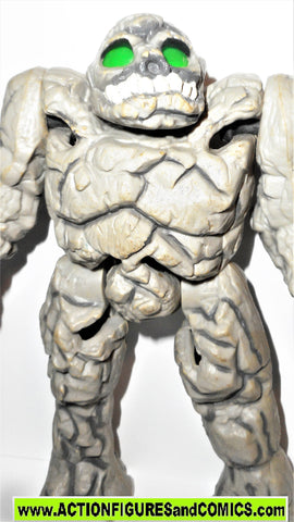 Inhumanoids GRANOK rock warrior complete hasbro toys action figures