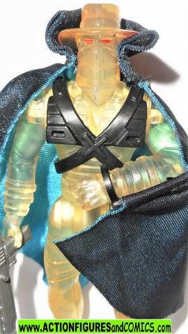 Shadow movie AMBUSH SHADOW complete kenner action figures