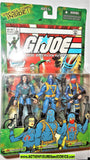 gi joe BARONESS COBRA Commander Trooper marvel #1 comic pack moc
