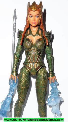 dc universe classics MERA aquaman movie Amber Heard variant multiverse
