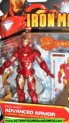 marvel universe IRON MAN 32 advanced armor movie 2009 2 moc