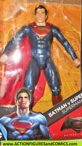 dc universe classics SUPERMAN 12 INCH multiverse batman v superman movie moc mib