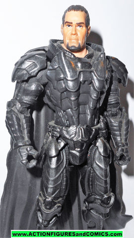 dc universe classics GENERAL ZOD KRYPTONIAN ARMOR superman man of steel movie masters NOST