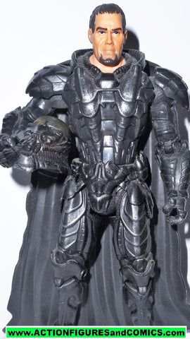 dc universe classics GENERAL ZOD KRYPTONIAN ARMOR superman man of steel movie masters