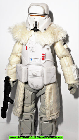 STAR WARS action figures SNOWTROOPER 6 inch range trooper the BLACK SERIES
