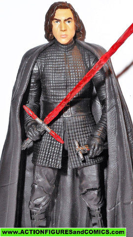STAR WARS action figures KYLO REN 6 inch THE BLACK SERIES 2017 45