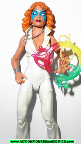 marvel legends DAZZLER 2016 warlock series wave infinite universe x-men disco