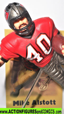 Starting Lineup MIKE ALSTOTT 2000 2001 Tampa Bay football sports