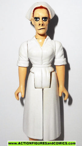 Twilight Zone NURSE white color only 462 eye of the beholder 100