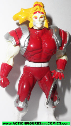 Marvel die cast OMEGA RED poseable metals action figure x-men 1995 toybiz universe