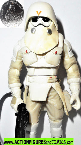 star wars action figures SNOWTROOPER concept mcquarrie 30th anniversary
