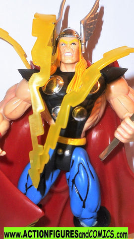 Avengers Animated THOR 1997 Earth's Mighty Heroes marvel universe