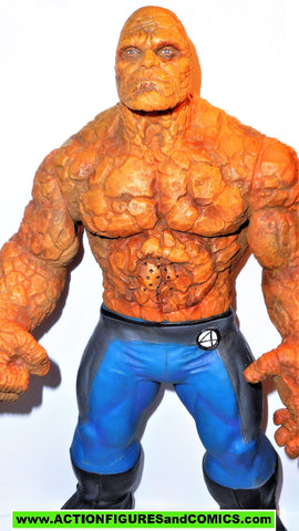 Fantastic Four marvel legends THING 12 INCH movie 2005 toy biz action figures 4