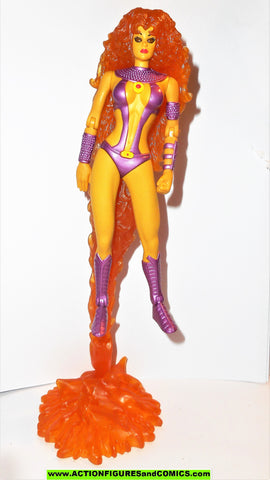 dc direct STARFIRE new teen titans collectables universe fig