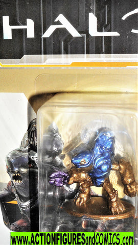 Nano Metalfigs Halo GRUNT MINOR die cast metal figure MS11 moc