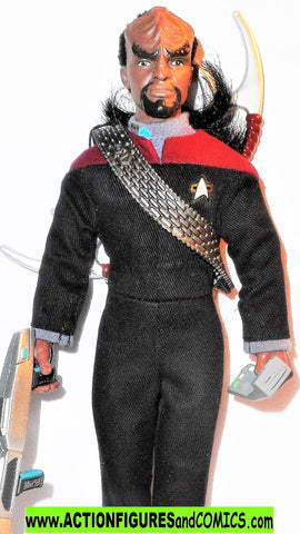 Star Trek WORF Deep Space Nine 9 inch playmates toys action figures
