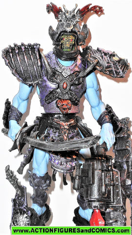 masters of the universe SKELETOR SAMURAI he-man 2002 complete 200X motu