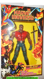 marvel universe toy biz BLADE vampire hunter 10 inch x-men animated moc mib