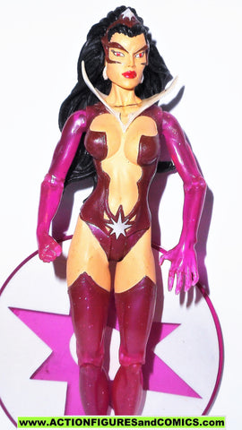 dc direct STAR SAPPHIRE blackest night series 6 complete collectables