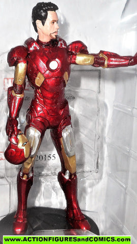 Marvel Eaglemoss IRON MAN MOVIE series 5 inch Avengers 2016 avengers
