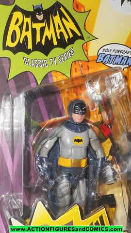 BATMAN classic tv series ADAM WEST 1966 66 show dc universe action figures moc