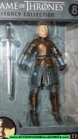 Game of Thrones BRIENNE OF TARTH 7 inch finko toys action figure moc mib