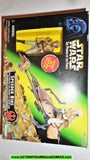 star wars action figures SPEEDER BIKE & PRINCESS LEIA power of the force moc mib