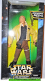 star wars action figures LUKE SKYWALKER CEREMONIAL 12 inch 1997 moc mib