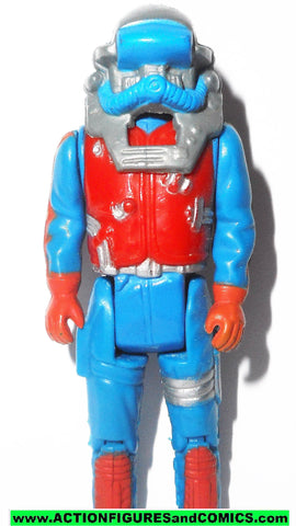 M.A.S.K. kenner DUSTY HAYES GATOR complete mask cartoon animated