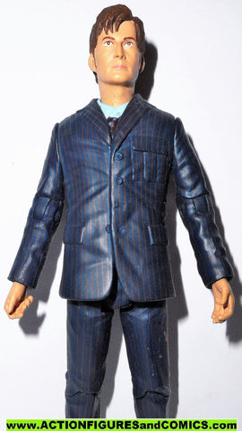 doctor who action figures TENTH DOCTOR 10th suit david tennant