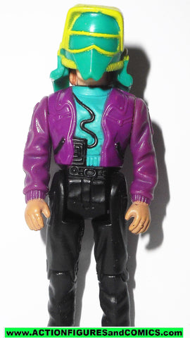 M.A.S.K. kenner BUDDY HAWKS boulder mountain long mask cartoon