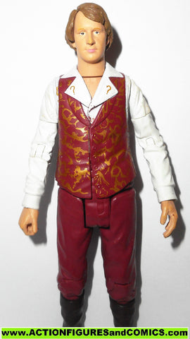 doctor who action figures FIFTH DOCTOR 5th Peter Davidson castrovalva version