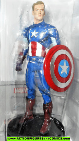 Marvel Eaglemoss CAPTAIN AMERICA 03 MOVIE series 5 inch FIRST AVENGER