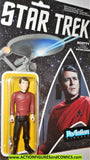 Reaction figures Star trek SCOTTY montgomery scott funko toys super7 moc mip mib