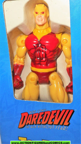 marvel universe toy biz DAREDEVIL yellow first appearance 1st toyfare moc mib