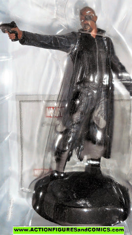 Marvel Eaglemoss NICK FURY MOVIE #06 series 5 inch Avengers assemble